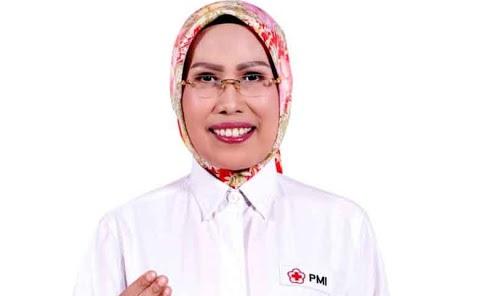 Ketua PMI Provinsi Banten Rt Tatu Chasanah | Foto: dok